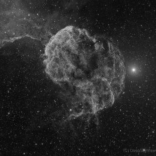 Jellyfish_2016-01-15_H_16x1800sec_v1 (Jellyfish Nebula – IC443)