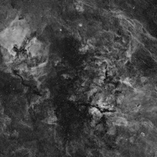 CygnusRegion_2017-07-30_HaE_9x12x300sec_v2 (Cygnus Region – Wide-Field Mosaic)