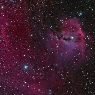 IC2177_2018-03-11_SLRGB_96+24+30+18x600sec_v2 (IC2177 – Seagull Nebula)