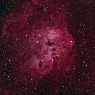 Tadpole_2018-11-18_HO_36+36x300sec_v1 (Bubble Nebula – NGC7635)