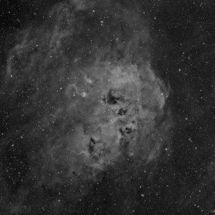 Tadpole_2018-11-18_H_36x300sec_v1 (Tadpole Nebula – IC410)